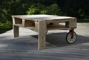 kaubaalusest laud