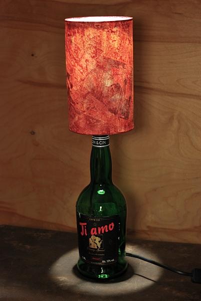 Kurvikas lamp